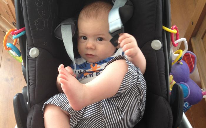 Vakantie in Spanje met een baby