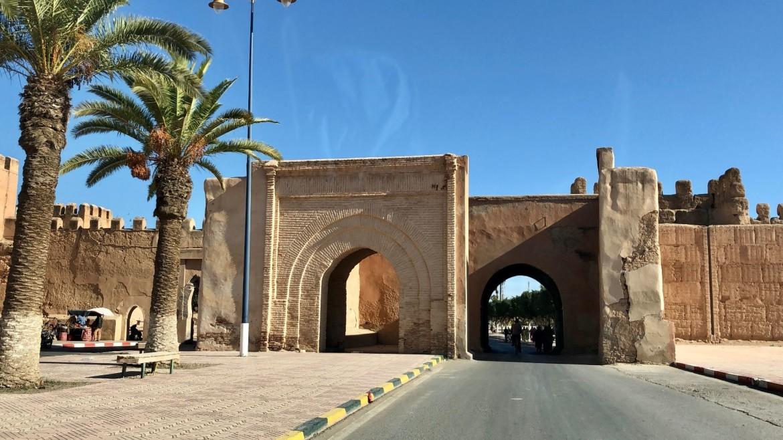 Stadspoort van Taroudant