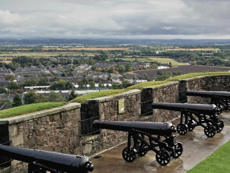 Leuke kastelen in Schotland met kinderen
