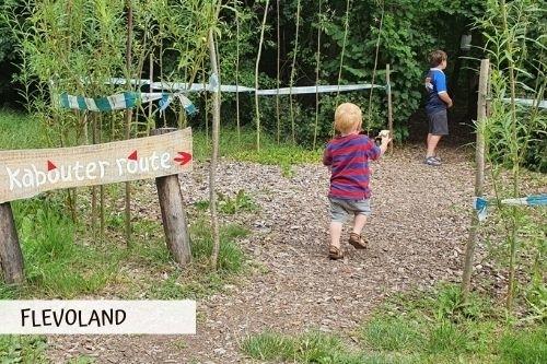 Tips Flevoland met kinderen
