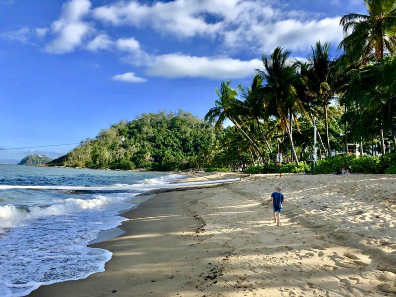 Tropisch Cairns en het Great Barrier Reef
