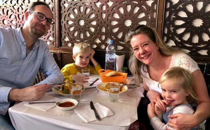 Marokko met kinderen