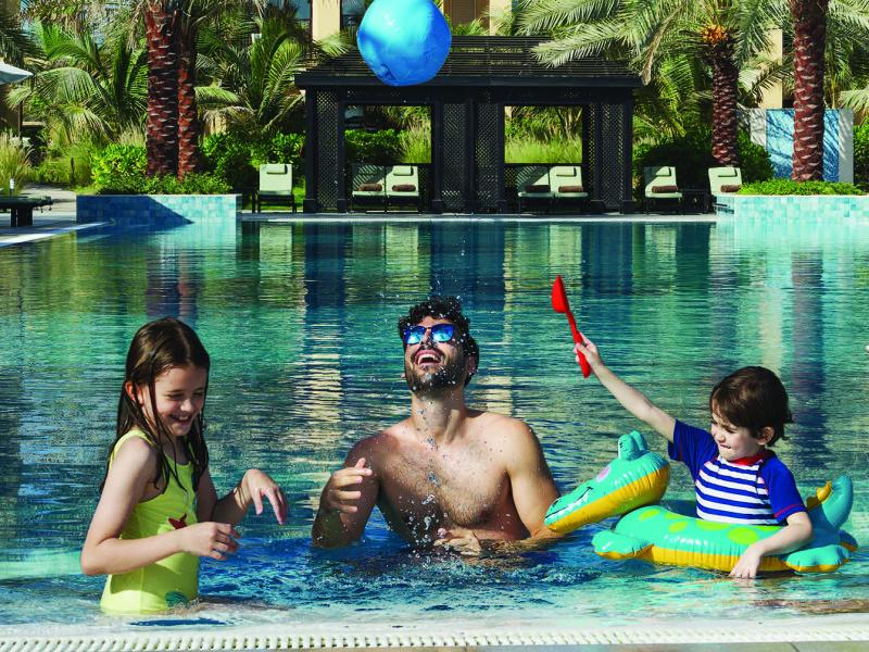 Vakantie Ras al Khaimah met kinderen