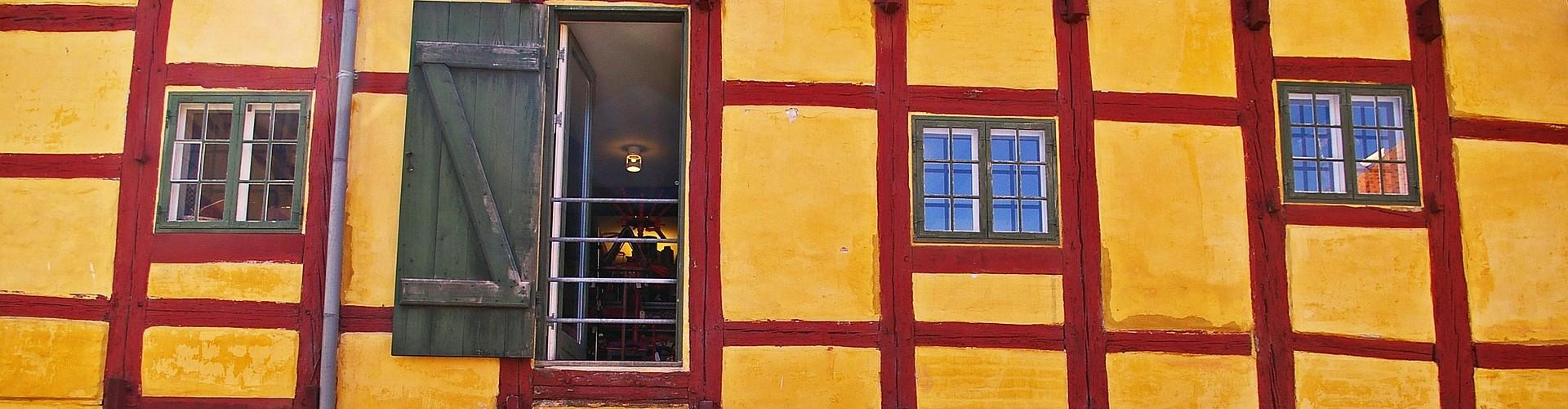 Vakantiehuis huren in Denemarken met kinderen