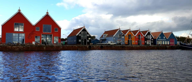 Zelf met je gezin over het Lauwersmeer varen