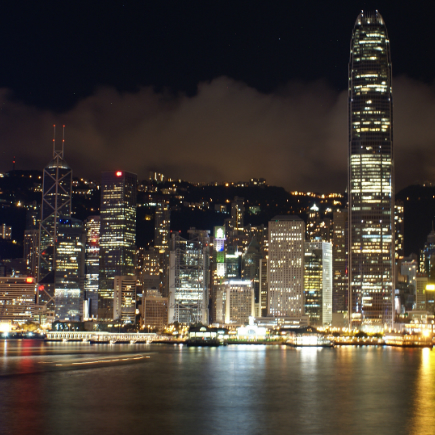 Hongkong met kinderen