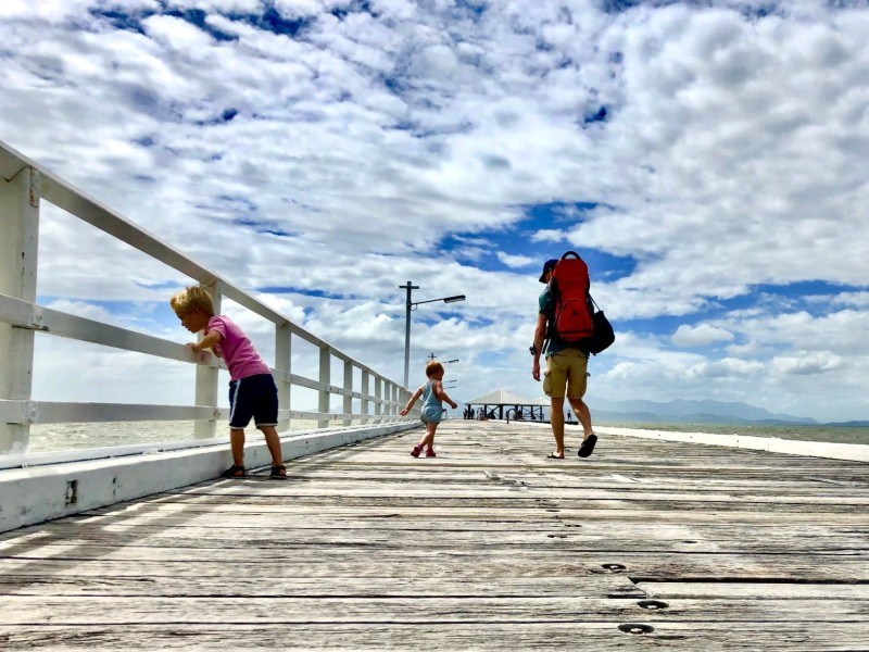 Magnetic Island met kinderen