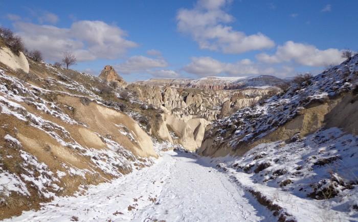 Wintersport in Turkije