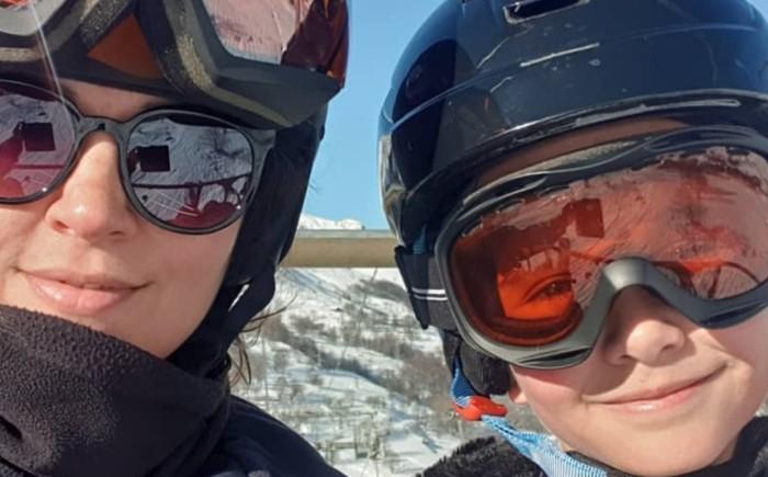 Wintersport in Isère met kinderen