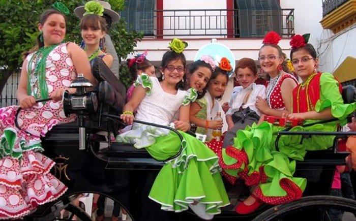 Feestdagen in Spanje met kinderen