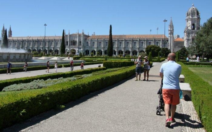 Herfstvakantie Lissabon met kinderen