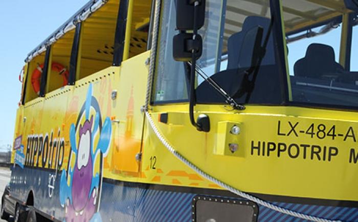 Hippotrip Lissabon met kinderen