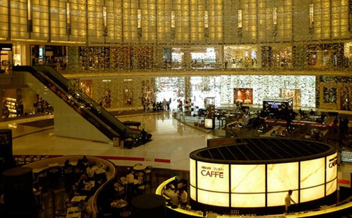 Dubai Mall Fashion Court