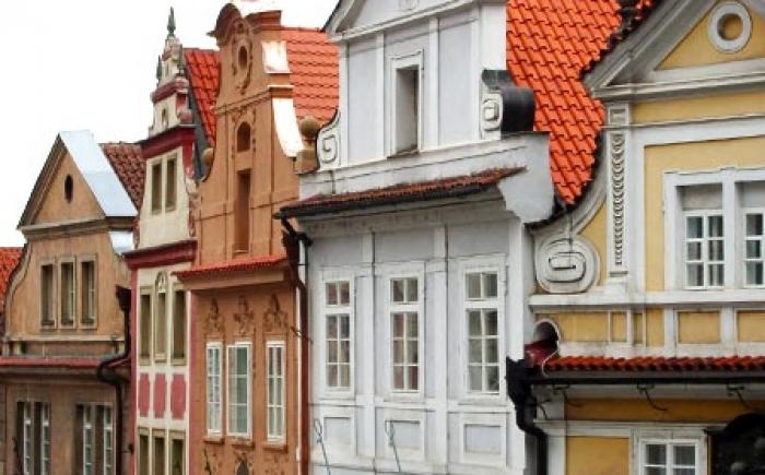 Gebouwen in Praag