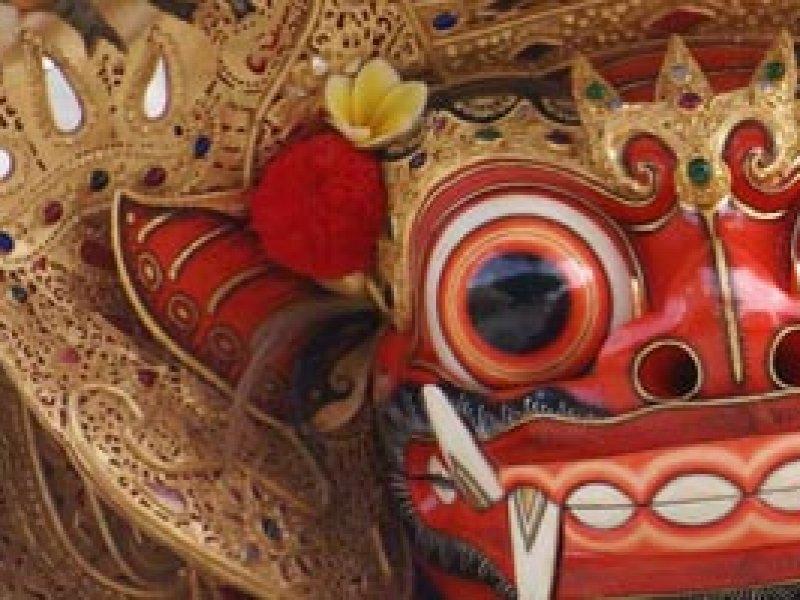 Traditionele dansen Bali