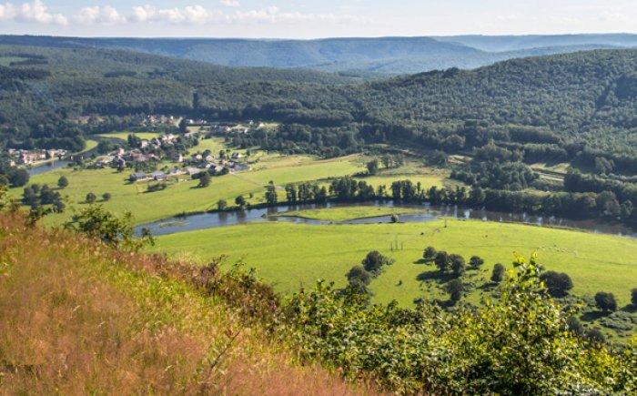 Natuur in de Franse Ardennen