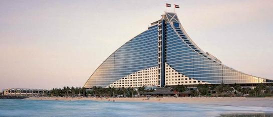 Jumeirah Beach hotel Dubai met kinderen
