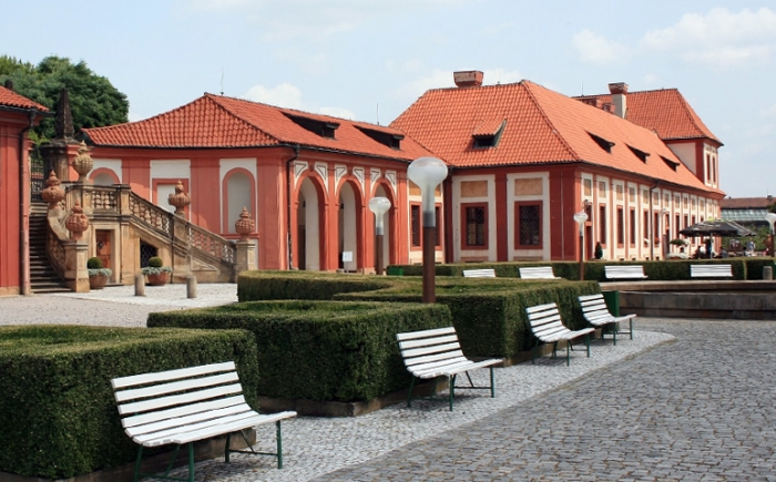 Dierentuin in Praag, Praha Zoo