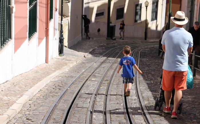 Lissabon met kinderen