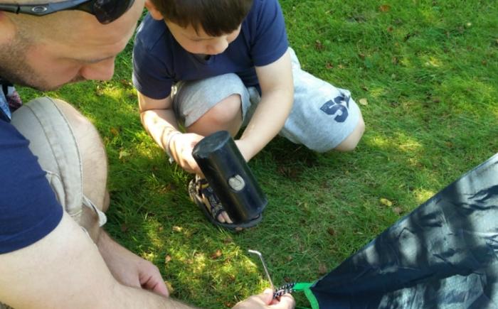 Kamperen in Nederland met kinderen