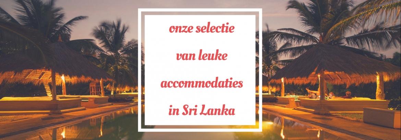 Kindvriendelijke hotels in Sri Lanka