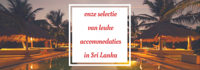 Leuke hotels in Sri Lanka met kinderen