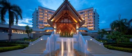Leuk hotel met kinderen in Thailand