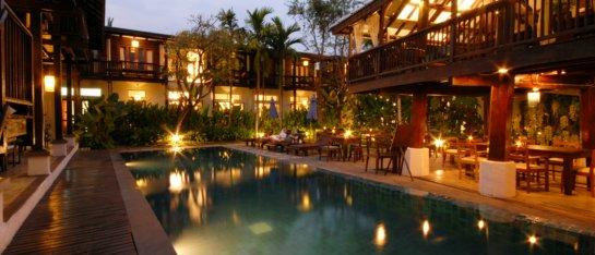 Leuk hotel met kinderen in Chiang Mai
