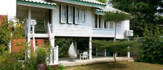 Kindvriendelijke hotels in Ayutthaya