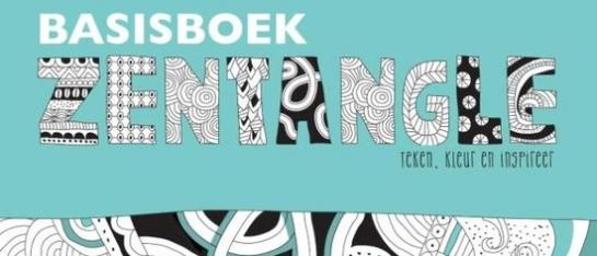 Basisboek zentangle - 100 patronen