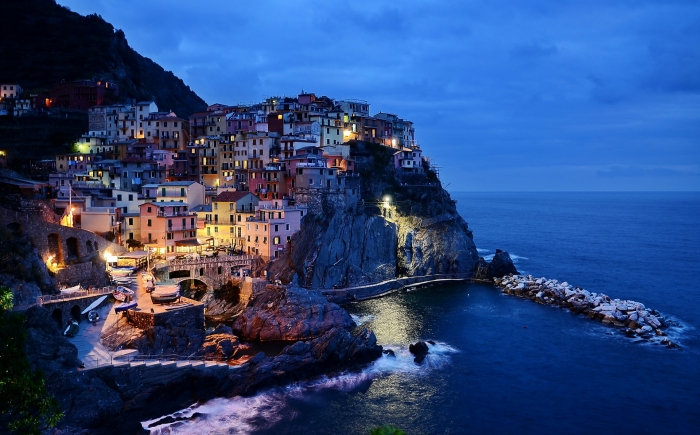 Cinque Terre Italië met kinderen