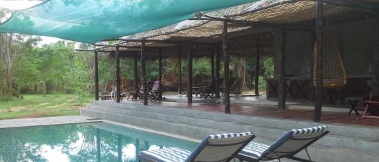 Hotel Yala NP Sri Lanka met kinderen