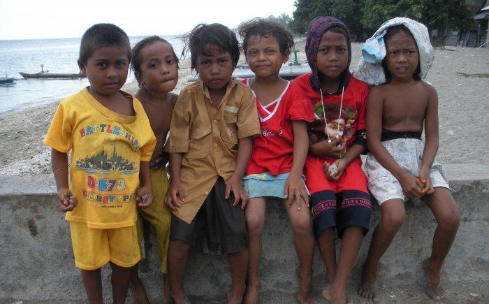 Indonesië met kinderen