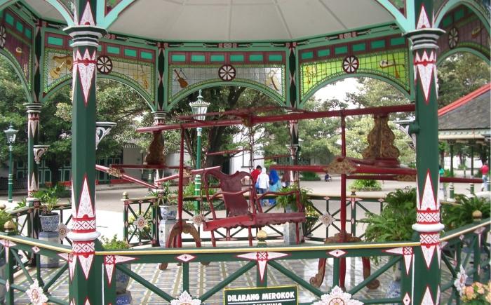 Kraton, het Paleis van de Sultan