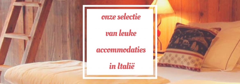 Leuke vakantiehuizen in Italië met kinderen