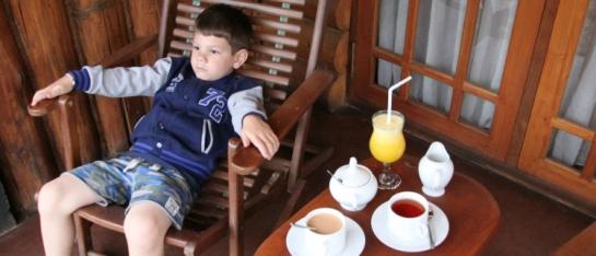 Kindvriendelijke hotels bij Nuwara Eliya
