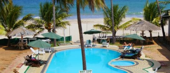 Kindvriendelijke hotels bij Trincomalee