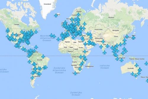 WiFi wachtwoorden luchthavens