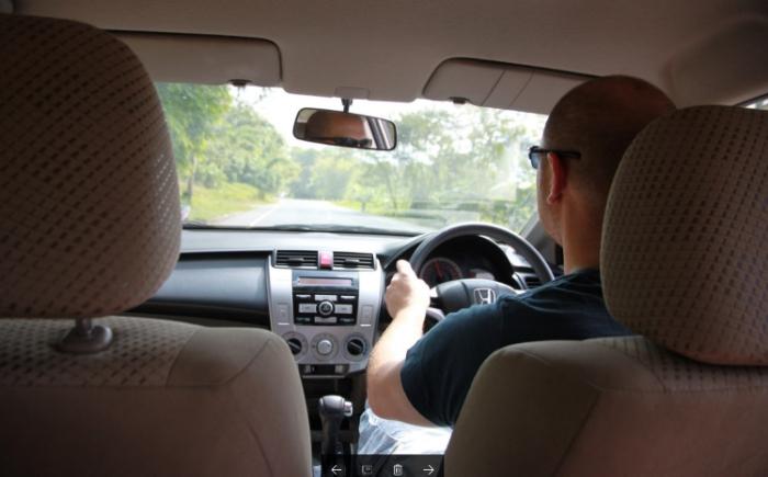 Auto huren in Thailand