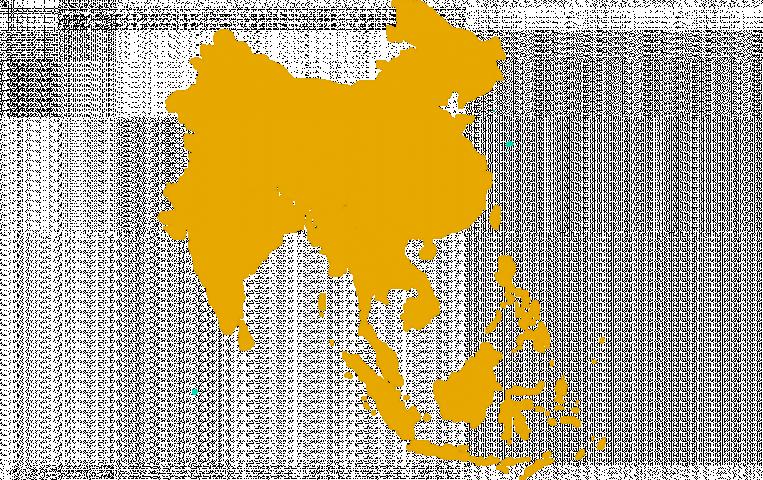 Kaart van rusland met stedendating