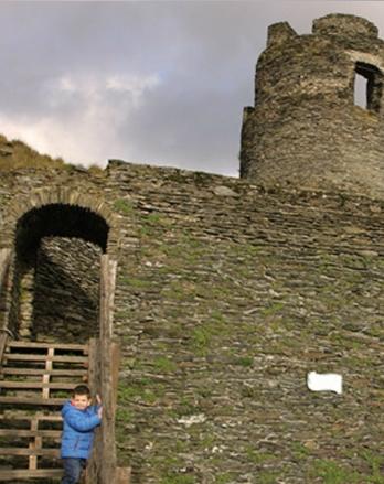 Le Château Féodal La Roche-en-Ardenne