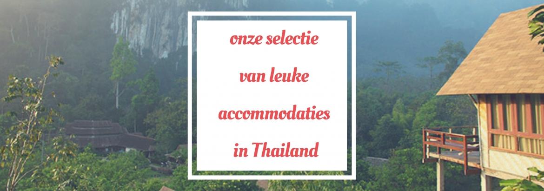 Kindvriendelijke accommodatie Thailand
