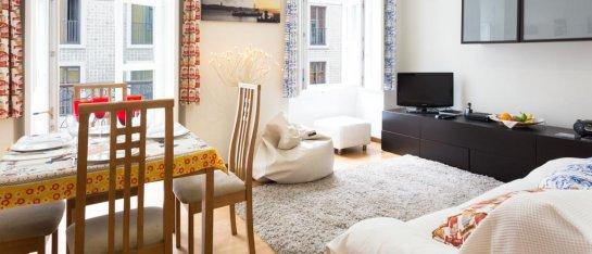 Leuk appartement in Lissabon