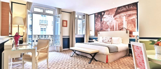 Fraser Le Claridge Champs-Elysées