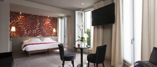 Gardette Park Hotel Parijs