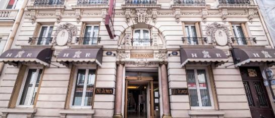Kindvriendelijke hotels Hotel Richmond Opéra