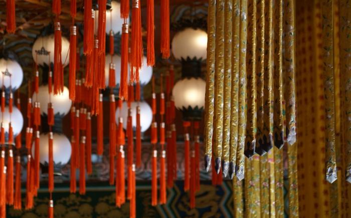 Po Lin Monestary Hong Kong