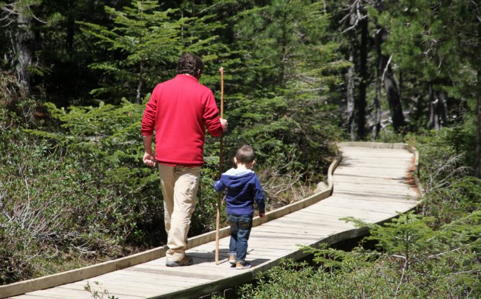 Spanje met kinderen, de Pyreneeën in het noorden