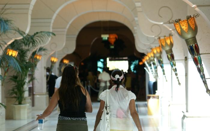 Shoppen in Dubai met kinderen