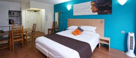 Kindvriendelijke hotels Staycity Aparthotels Gare de l'Est